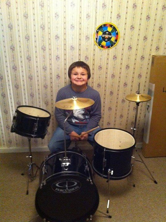 The best photo of the week goes to Bonnie.  Congratulations! You just won 1000 free DealDash bids for sending this photo of the GP Percussion 5-Piece Junior Drum Set (valued at $209) that you won for just a penny during a FREE WINS special sale.  Bonnie used 19 bids to win. Bids cost up to $0.20. The total cost for Bonnie was only $3.8. Great savings! #bigsale #discount #deals #saledepot