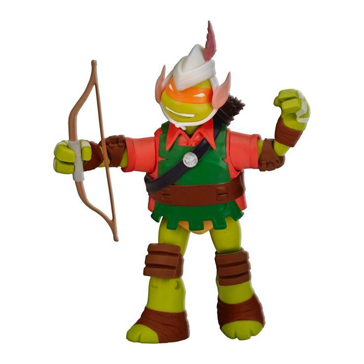 Teenage Mutant Ninja Turtles Action Figure - Larp Michelangelo the Elf