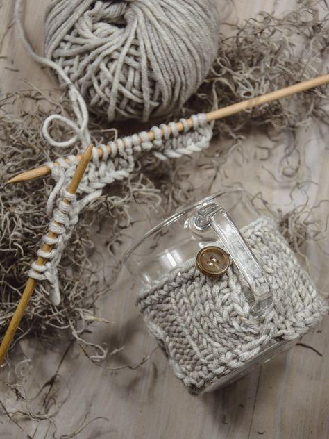 DIY   was man aus Wollresten noch so alles zaubern kann