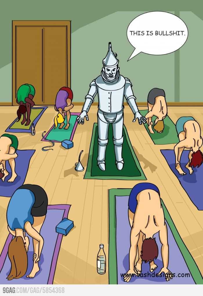 without my scoliosis & MD, i'd have flexibility & not feel like the poor tin man!