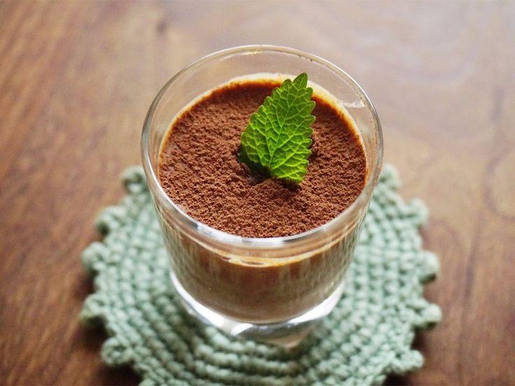 クリスマスにいかが?混ぜるだけ簡単デザート・豆腐のチョコレートムースの作り方 LIMIA (リミア)