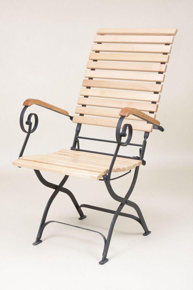 Nostalgi høy stol