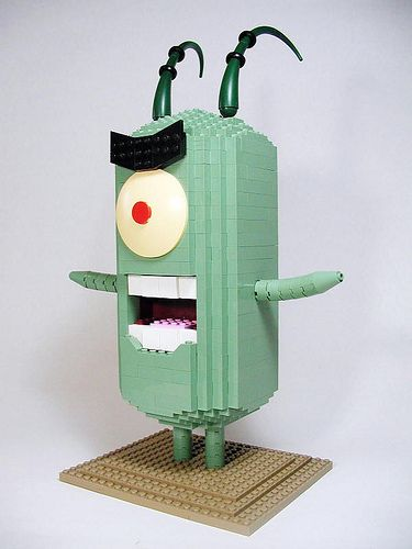 lego plankton, yesss.