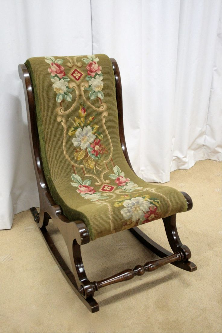 Victorian rocking chair -  Rocking Chairsantique Furniturerockervictorian
