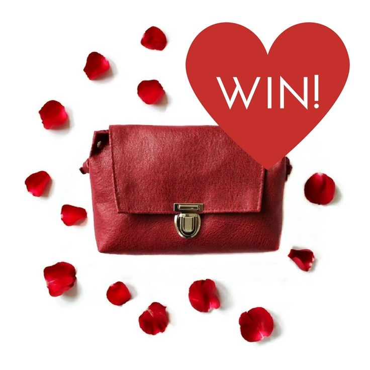 #valentineday #valentijnsdag #winactie #instagram #redbag #fashionbag #lovered https://doorjolanda.blogspot.nl/