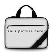 2016 New Custom design DIY canvas  Laptop Bag 15 canvas Laptop Case 15.6 Men's Shoulder Bag for Macbook Air 13 Pro 13 Case