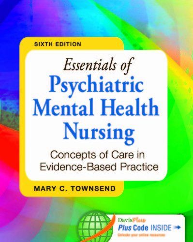 awesome Essentials of Psychiatric Mental Health Nursing: Concepts of Care in Evidence-Based Practice  New DSM-5 Content! Whether it's an entire course on psychiatric nursing or integrating these principles into an existing course, this is the text th... http://imazon.appmyxer.com/health-fitness/essentials-of-psychiatric-mental-health-nursing-concepts-of-care-in-evidence-based-practice/