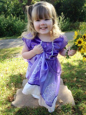 a99aa411b Toddler Purple Amulet Princess Dress Up Costume | Toddler Dress-Ups ...