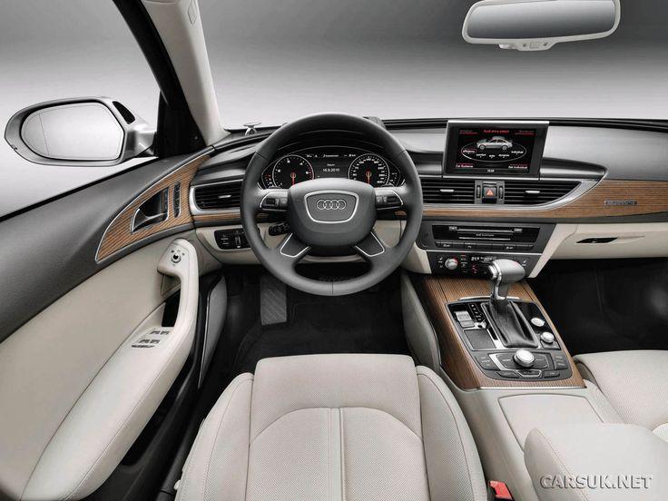 2011 audi a6 pics   2011 Audi A6: Official