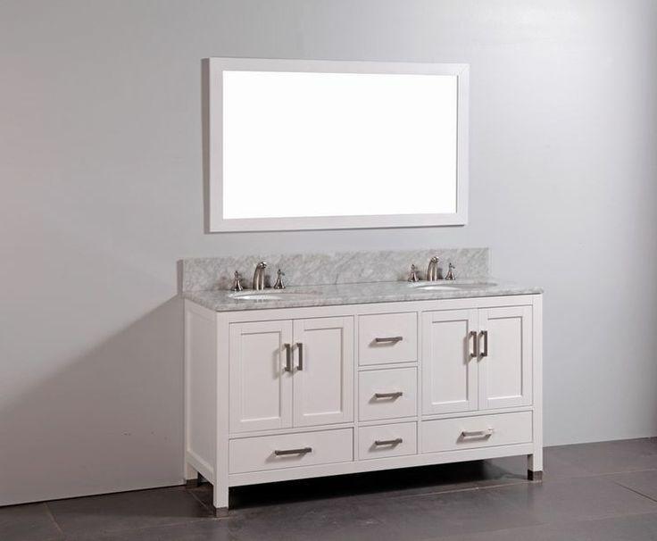 Photo Of  ud Solid Wood Bathroom Vanity Set