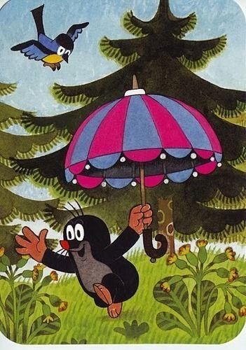 Krtek - the-mole-called-krtek Photo