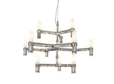 Ursa Small Contemporary Ceiling Lamp
