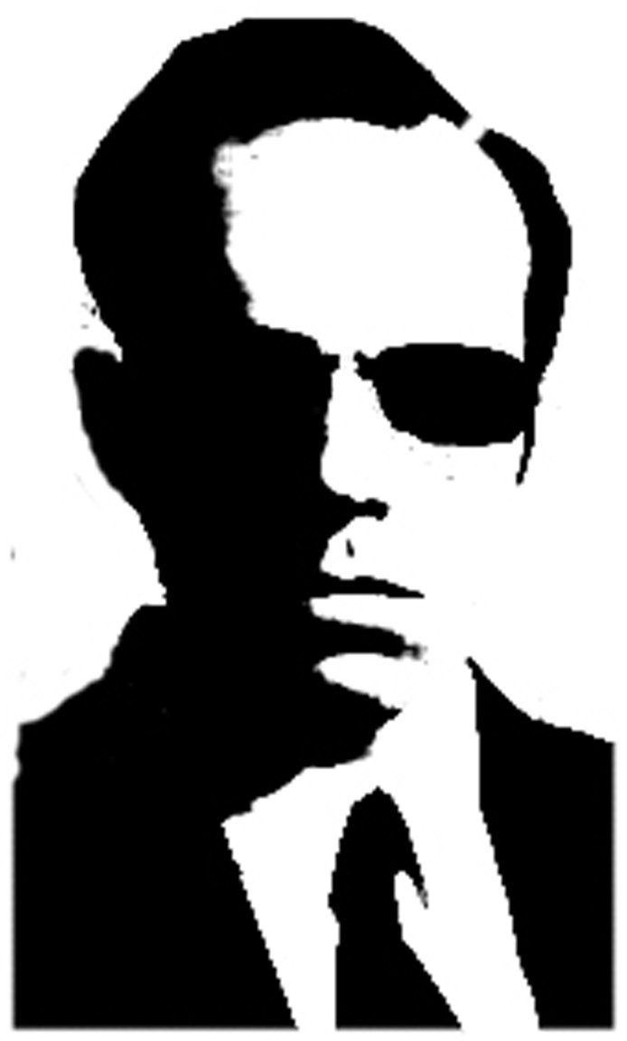 Mr smith matrix quotes quotesgram - Agent Smith Stencil By Domi107