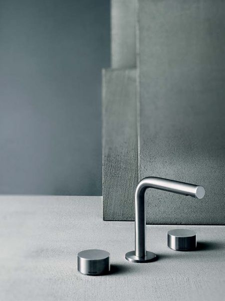 Deck Mounted Three Hole Basin Faucet | Aboutwater |  AF/21