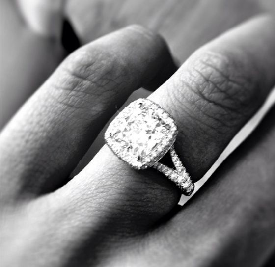Neil Lane Engagement Ring from The Bachelor Sean's Proposal to Catherine - Gorgeous