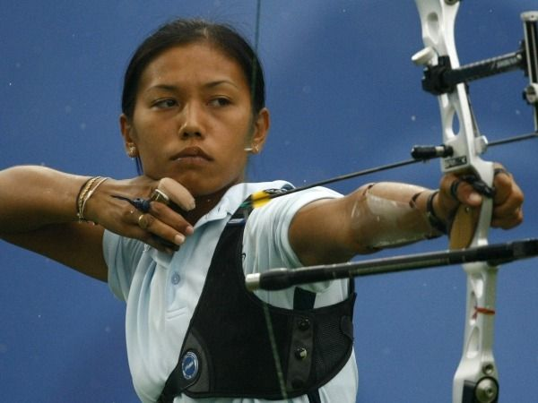 Indian archer - Laishram Bombayla Devi -