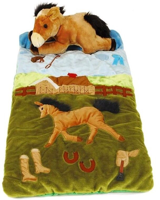 Pony Western Sleeping Bags For Kids