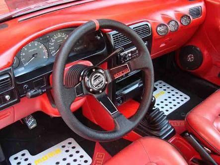 Resultado De Imagen Para Interior De Nissan Tsuru Tuning Nissan