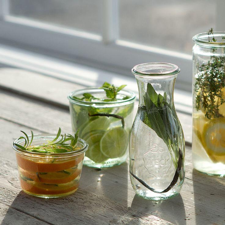 19.6 oz. Weck Jar Set in House+Home TRENDING Baker's Dozen at Terrain