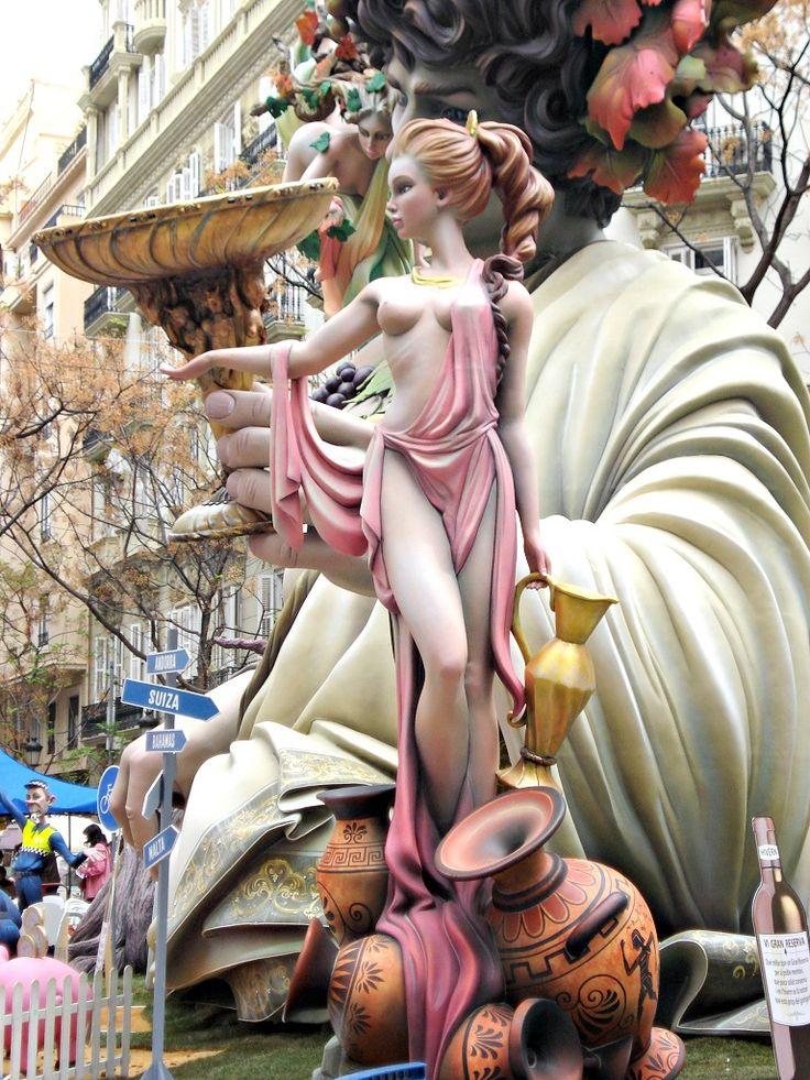 Arte efímero Fallas 2016 - Falla Almirante Cadarso Conde de Altea 2