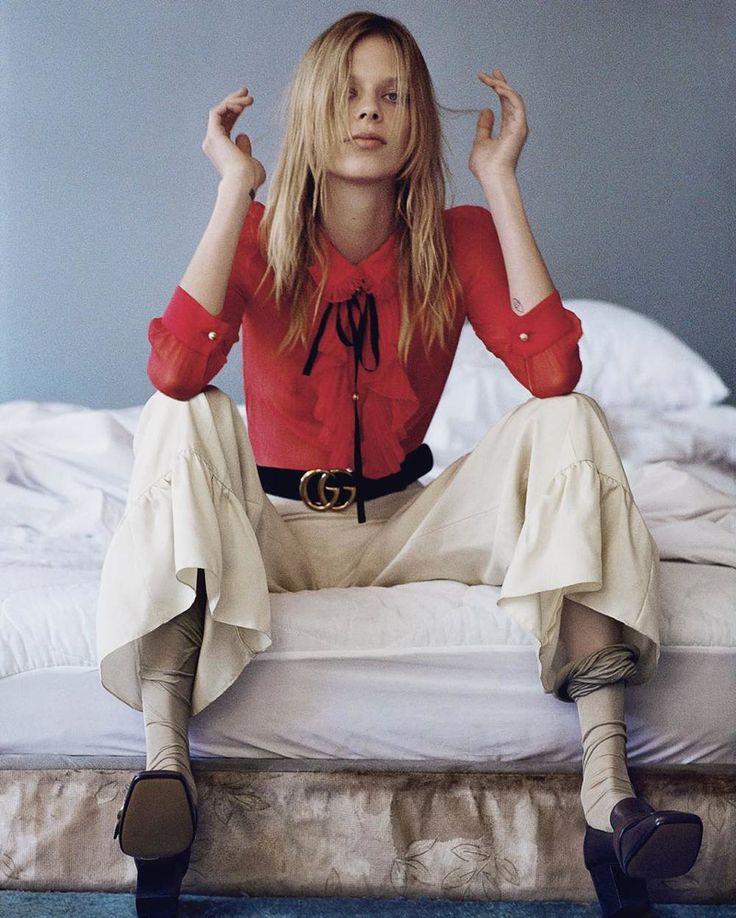 Vogue Korea February 2016 Lexi Boling by Cass Bird-12