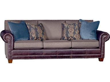 Shop For Mayo Manufacturing Corporation Sofa 1680LF10 And Other Living Room Sofas At Union Furniture In UnionMissouri Available Options Contrast Arm