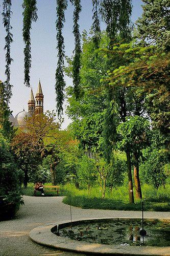 Orto Botanico, Padova, Veneto, Italy