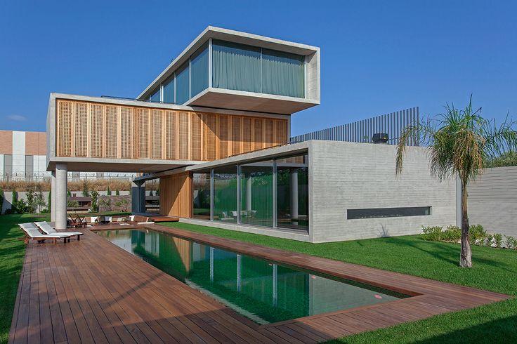 Residence in Attika
