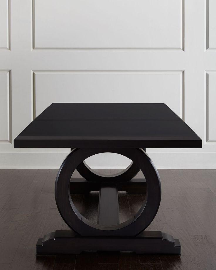 Best 25 Dark dining rooms ideas on Pinterest Black  : 58f2d05864c0d2ca48cc6c9f2381fa41 trestle dining tables cat cat from www.pinterest.com size 736 x 920 jpeg 41kB
