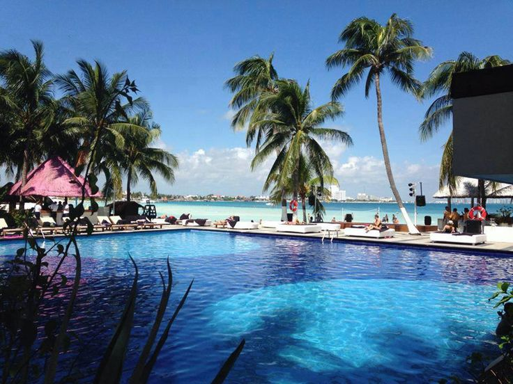 Dreams Sands Cancun Resort & Spa | I Do Mexico