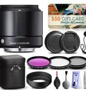 Sigma 60mm F2.8  for Sony E-Mount  $219.00 reg. $249.00 http://wp.me/p3bv3h-czr