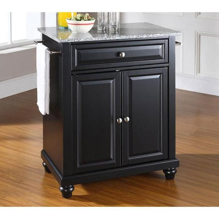 Furniture Natural Brown Movable Kitchen Island With: 1000+ Ideas About Portable Kitchen Island On Pinterest