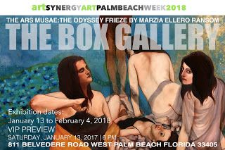 Box Gallery: Palm Beach Art Week 2018 at The Box Gallery- 3 to ...