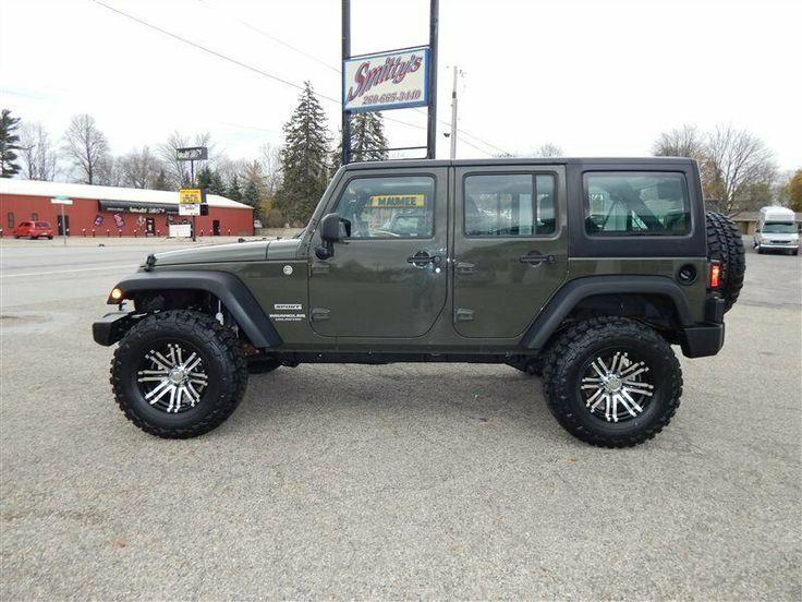 2015 Wrangler Unlimited Sport 2015 Jeep Wrangler Unlimited