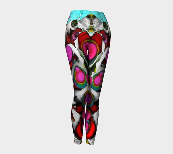 BRAINSTORM Leggings    Wearable Art Women-Teens Pants by JUST3Js