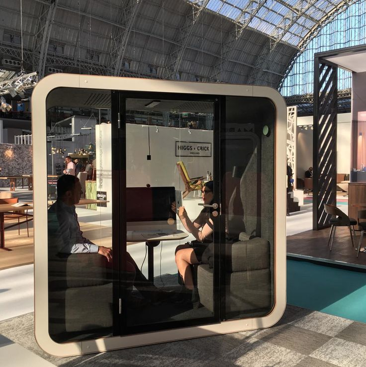 Framery Q booth  #frameryacoustics #framery  #frameryfinland #openplanoffice #workplace #acoustics #100design #madeinfinland #acousticbooths #officeacoustics #workspace #openoffice #officeblueprint #ldf16