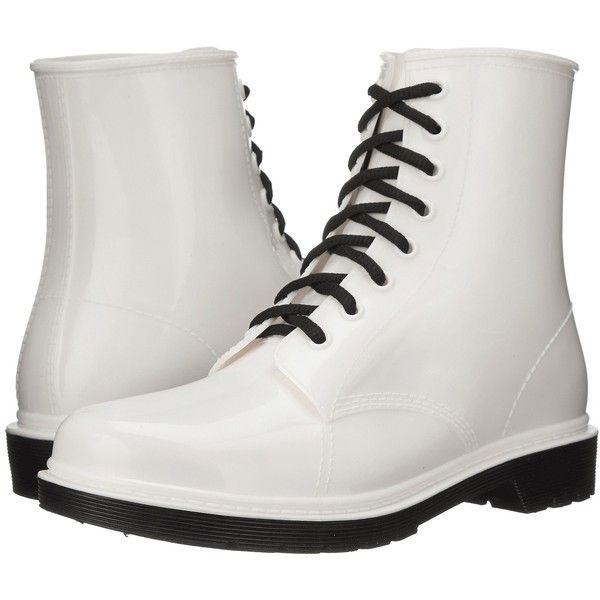 1000  ideas about White Rain Boots on Pinterest | White wellington