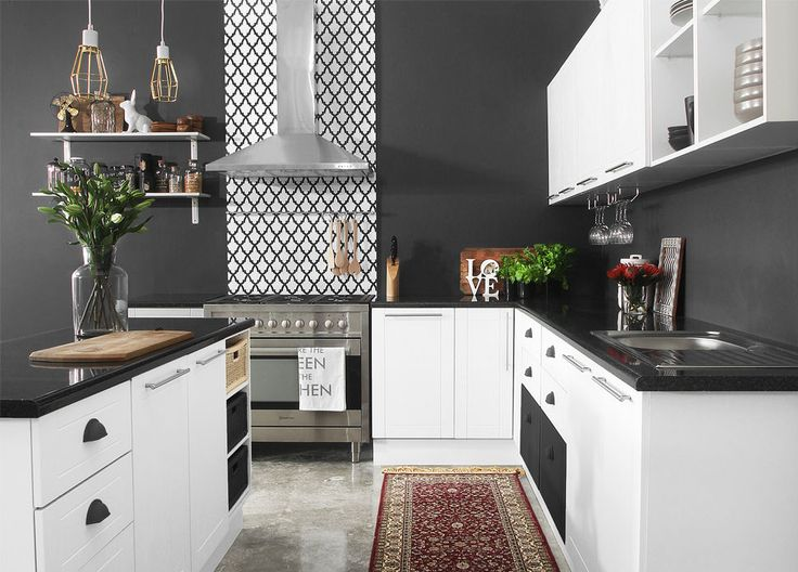 MONOCHROME KITCHEN Archives - Ucan Archive - Ucan