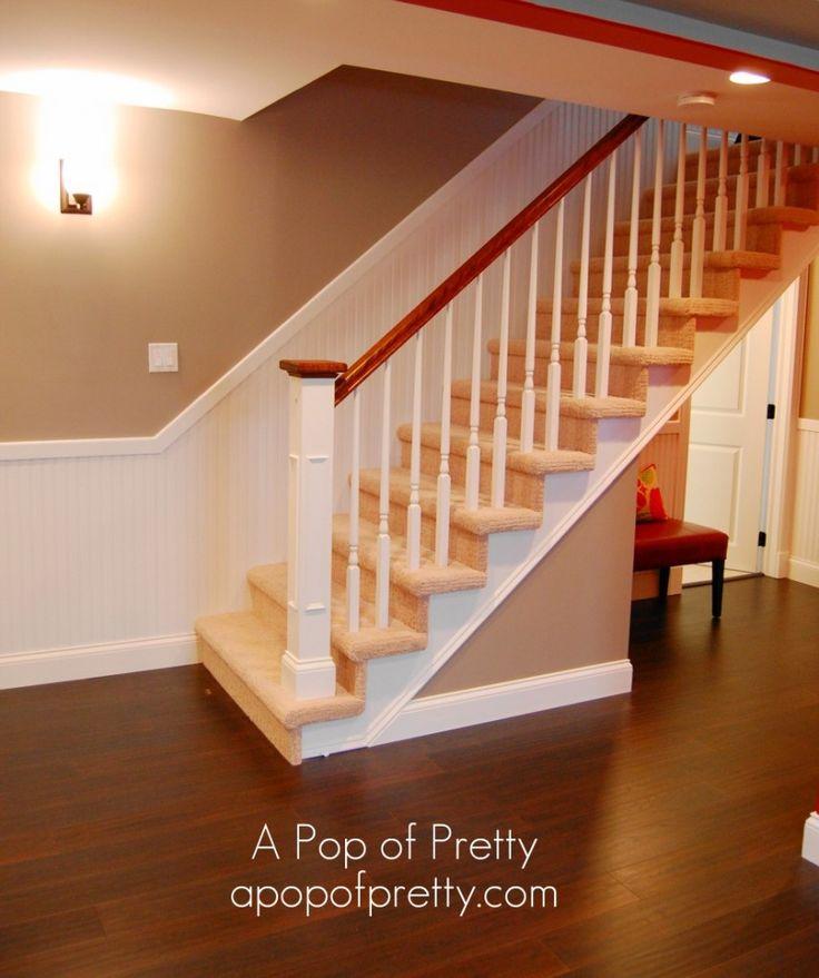 Best 25 Basement Staircase Ideas On Pinterest Basements