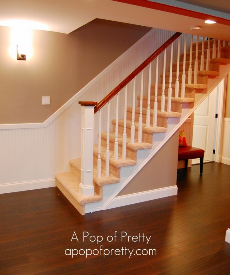 25+ Best Ideas About Basement Staircase On Pinterest