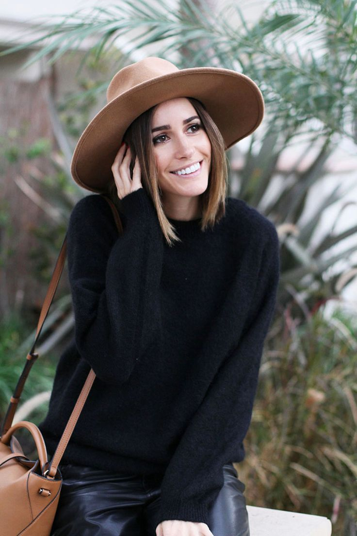 Front Roe by Louise Roe - How to Style Black & Brown - Fall & Winter styling tips