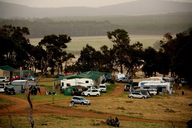 TAWKer Supporters - Caravan Parks