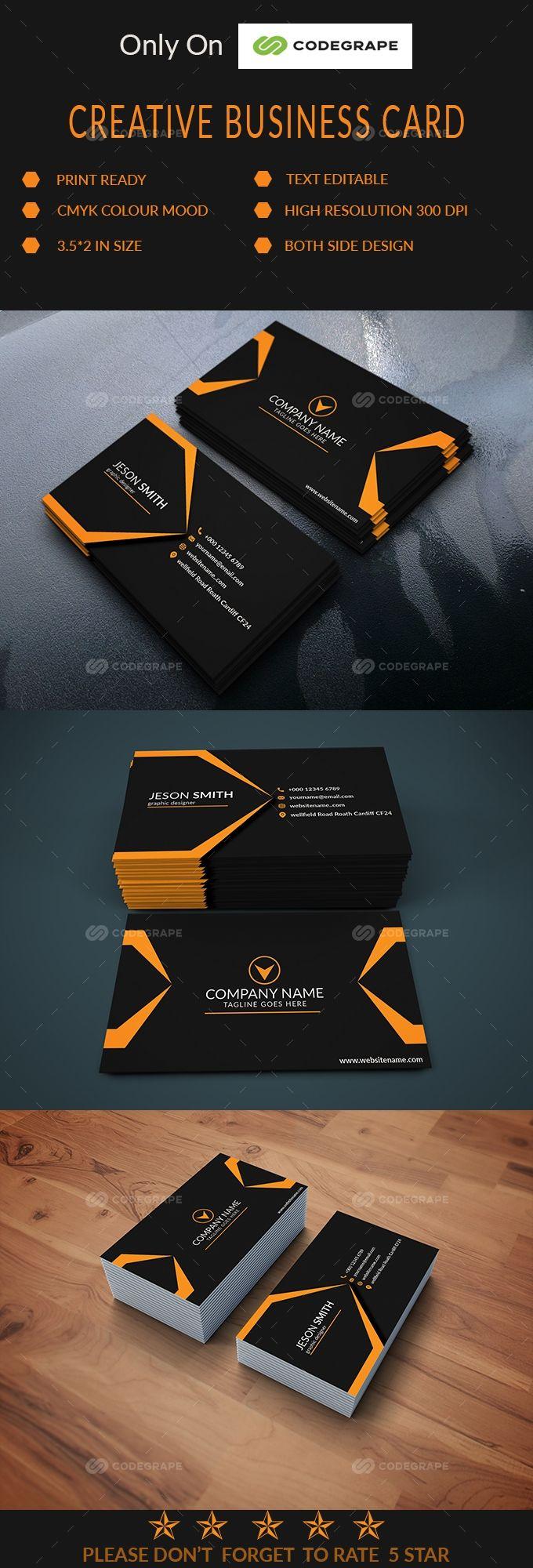 Corporate Business Card Corporate Business Card Printing Business Cards Business Cards Creative