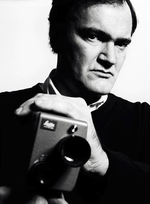 Quentin Tarantino on stealing