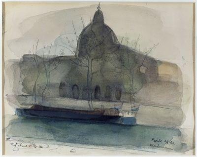 Jakob Weidemann, «Fra Paris»