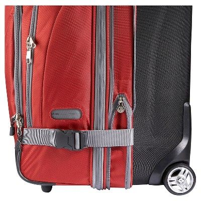 eBags Tls Mother Lode Junior 25 Wheeled Duffel - Sinful Red