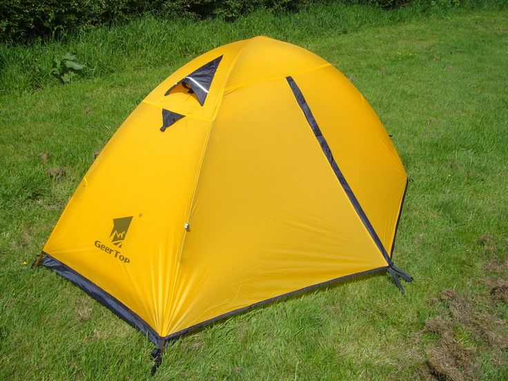 Lightweight Backpacking Tent - 1 Person Tent - Fast to set up and relatively spacious for & 20 best Lightweight Backpacking Tents images on Pinterest ...