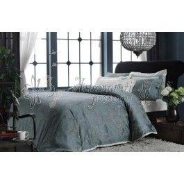 Valeron Gaia aqua - lenjerie de pat de lux