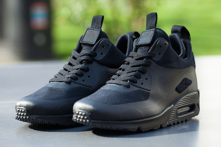 Nike Air Max 90 Sneakerboot SP 'Patch' | Now Available | Footpatrol