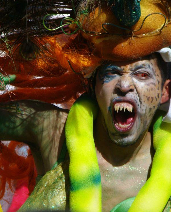 Carnavales de Negros y Blancos 2009  - Pasto, Colombia. FOTO- Evelyn Córdoba.
